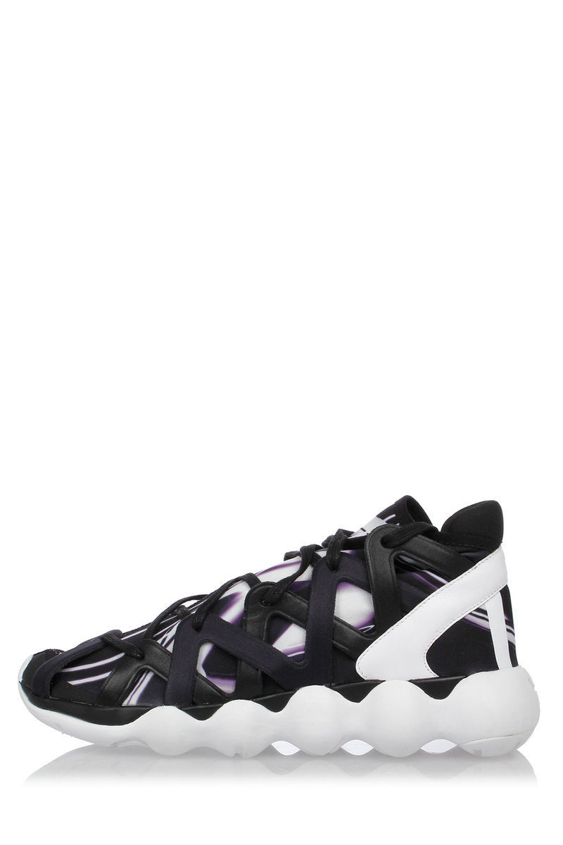 c798c97b9680 Adidas Y-3 KYUJO HIGH Fabric Sneakers men - Glamood Outlet