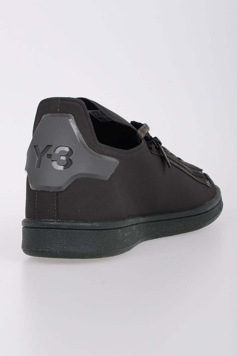 cad8aa313212a Adidas Y-3 STAN ZIP Low Sneakers - Glamood Outlet