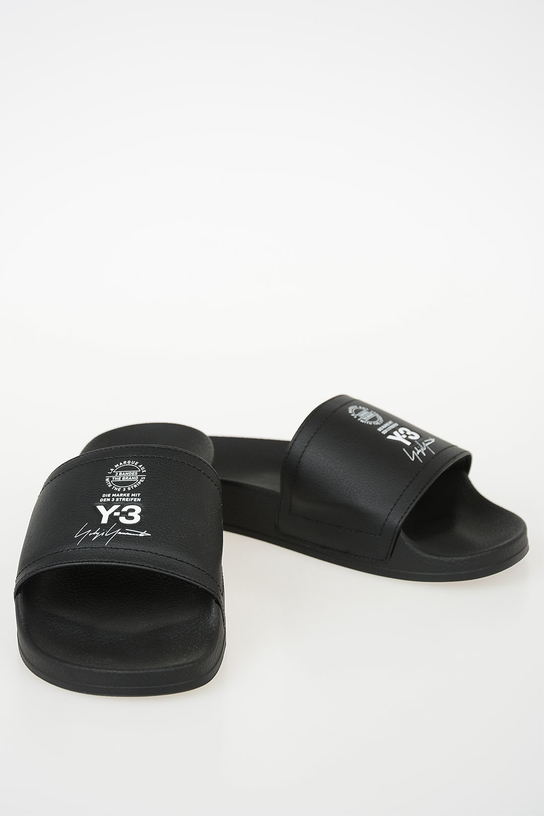 huge selection of 92a2a 81190 Y3 Slippers ADILETTE