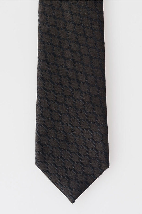 Z Embroidered Tie
