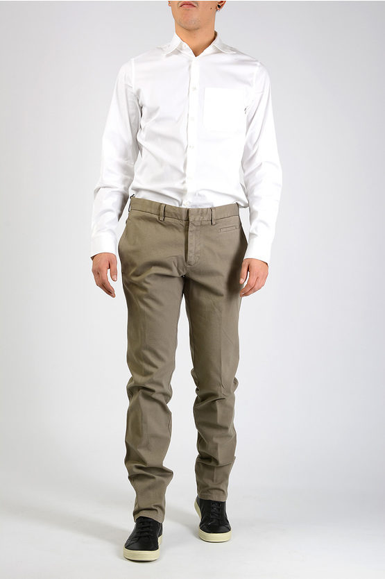 Z Stretch Cotton Pants