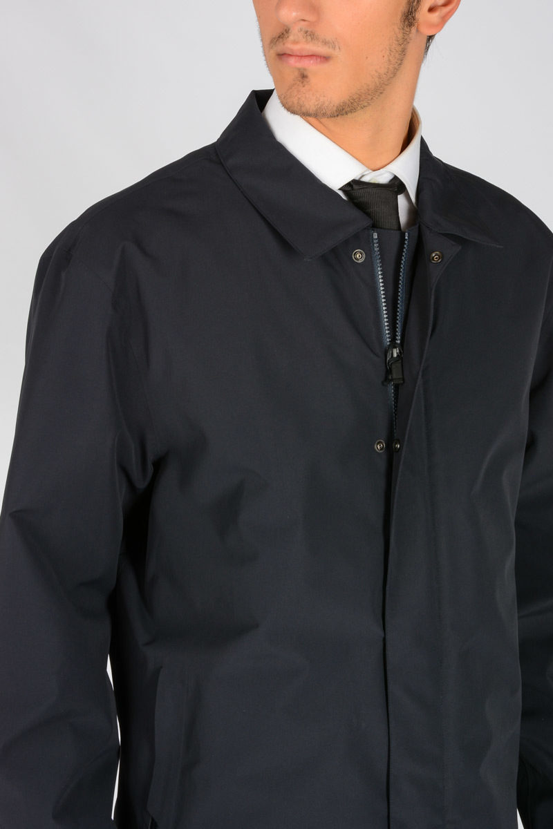 Ermenegildo Zegna Z Zegna Waterproof Microtene Jacket Men