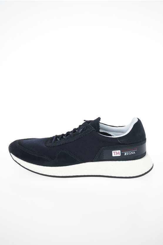ZZEGNA Sneakers with TECHMERINO Inserts