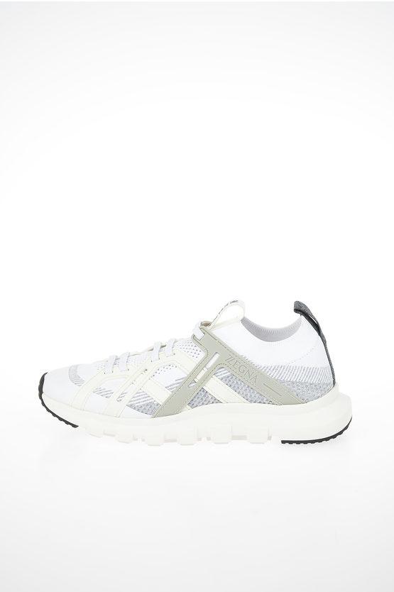 ZZEGNA TECHMERINO Wool Sock Sneakers